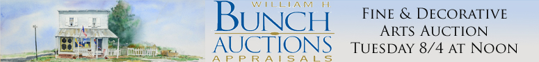 William H. Bunch Auctions and Appraisals