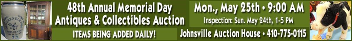 Johnsville Auction House