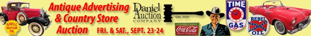 Daniel Auction Company
