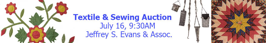 Auction in Jeffrey S. Evans