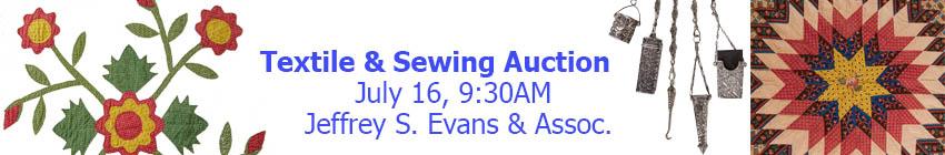Auction in Jeffrey S. Evans